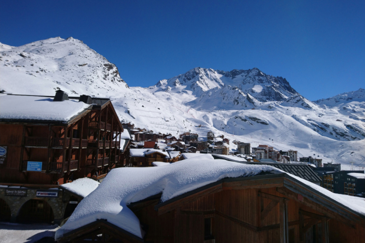 Alpine chalet in Val Thorens
