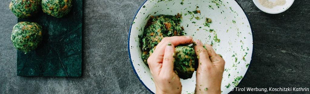 Recept Spinatknodel