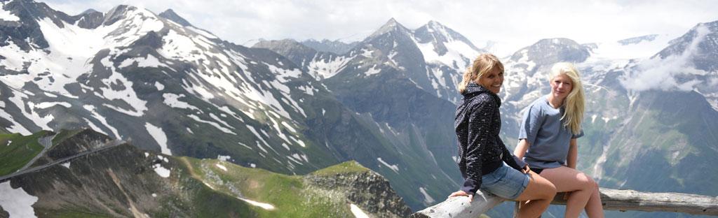 Bergen in de Alpen