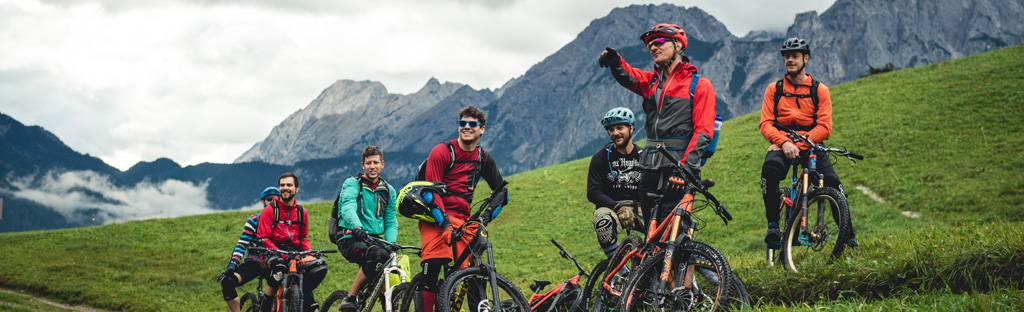 Saac bike camp groep
