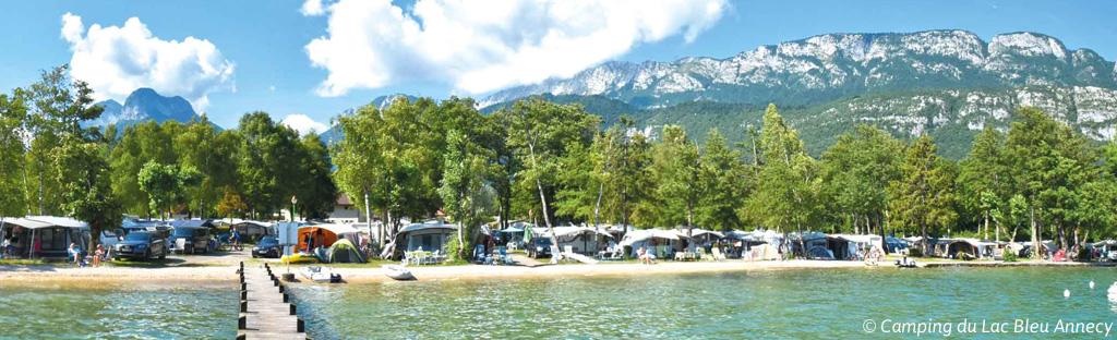 Camping du Lac Bleu Annecy