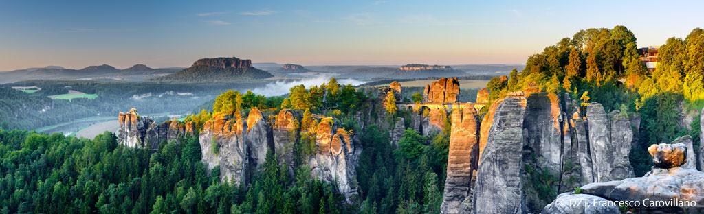 Nationaal Park Sächsische Schweiz: een onbekend wandelparadijs