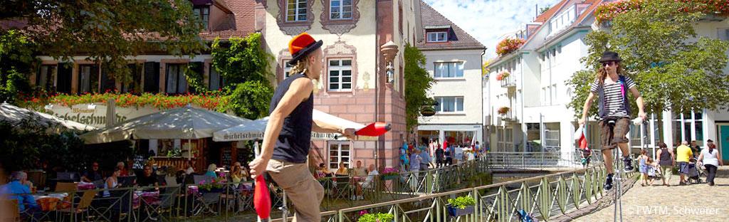 Freiburg festival centrum