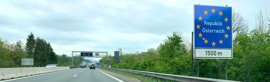 Oostenrijkse snelweg