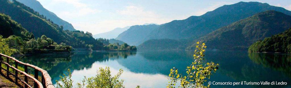 Ledromeer in Trentino