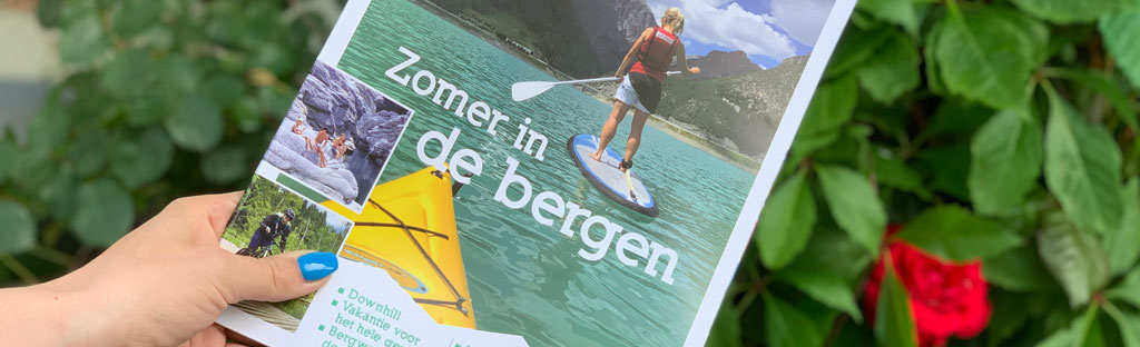24 UUR IN Zomer Magazine