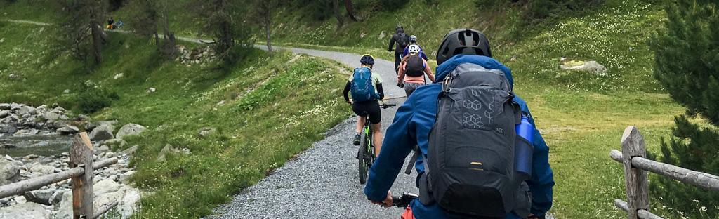 Fietsen en wandelen in Livigno: op naar de 3000 meter