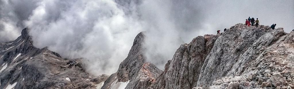Hoogste bergen van Europa buiten de Alpen