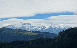 De Franse Alpen per departement