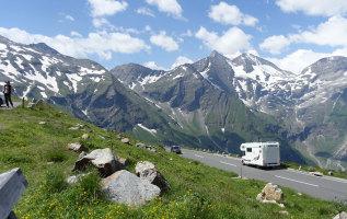 Rijden in de bergen: zo doe je dat