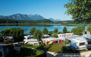 De 10 mooist gelegen campings in de Alpen
