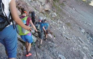 Wat leer je bij een bergsportcursus?