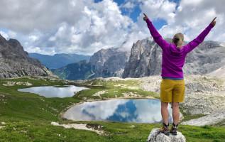 Waar liggen de mooiste bergen van de Alpen?