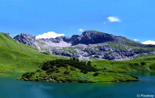 De mooiste bergmeren boven de 1800 meter hoogte