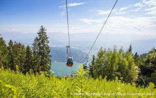 Vakantie Villach: 5 mooie wandelingen