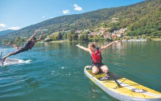 Valsugana: vakantie bij het Levico- en Caldonazzomeer