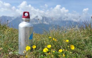 Drinken tijdens het bergwandelen: 5 tips