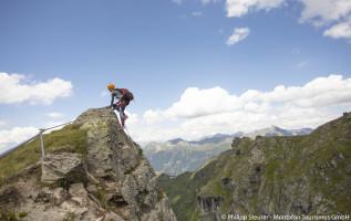 Klimpaden en klimparken in Montafon/Vorarlberg