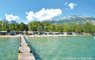 10 familievriendelijke campings in de Franse Alpen