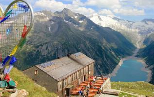 11 fijne berghutten in de Zillertaler Alpen