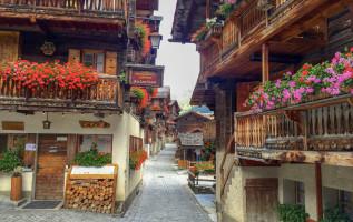 De 10 mooiste dorpjes van de Alpen