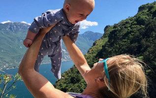 Wandelen met een baby in de bergen: 8 vragen en antwoorden