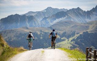 Tips voor fietsen en mountainbiken in Zell-Gerlos