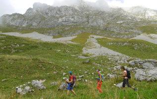 Waarom wandelen in de bergen zo gezond is