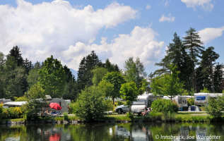 Leuke campings rond Innsbruck