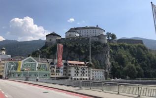 Vesting Kufstein: meer dan 800 jaar geschiedenis hoog boven de stad