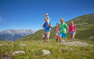 6 tips voor een familievakantie in See in het Paznauntal