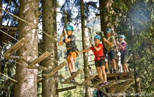 12 tips voor een heerlijke familievakantie in Saalbach