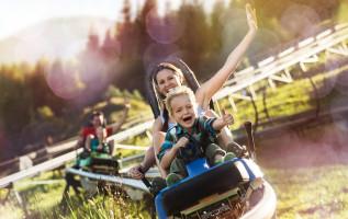 Top 10 zomerrodelbanen in Oostenrijk