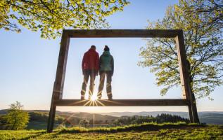 De Rothaarsteig, een idyllische wandeling door het Sauerland
