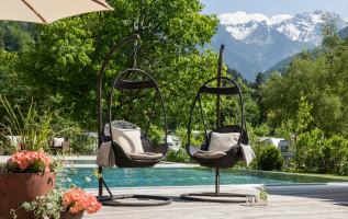 De 10 meest luxueuze campings in de Alpen