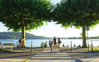 Meer van Annecy: inspanning & ontspanning