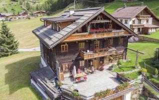 De mooiste chalets in Tirol