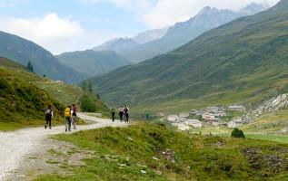 Wandelen Osttirol: naar één van de oudste almdorpen van Oostenrijk