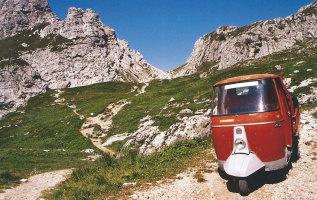 Wandelen Dolomieten: huttentocht Alta Via 1