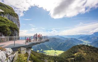 Ontdek de Steinplatte in Oostenrijk in de zomer