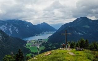 Hoe de Alpen zijn ontstaan...