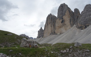 Wandelen Drei Zinnen: rondwandeling vanaf de Rifugio Auronzo