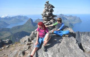 Waarom staan er steenmannetjes in de bergen?