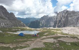 De 10 hoogstgelegen campings in de Alpen