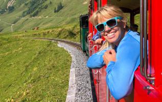 Zwitserland Zomer Toer #1. Interlaken: afwisselende bergvakantie