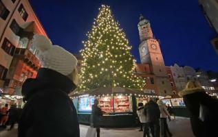 Kerstsfeer in Innsbruck: fotoverslag