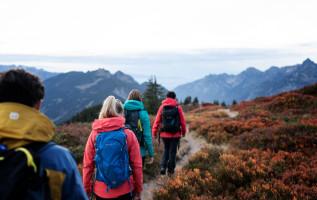 Wandelen Montafon: naar de Muttjöchle (2074 meter)