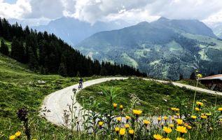 6 hele mooie fietsroutes door Nationaal Park Hohe Tauern vanuit Wald-Königsleiten