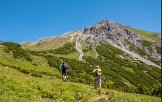 Live vanuit St. Anton am Arlberg: bike & hike