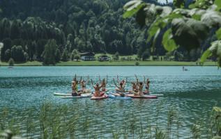 Populairder dan ooit: yoga in de bergen